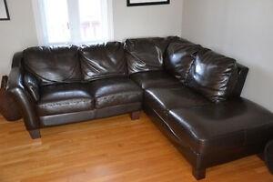 Sectional sofa for sale in good shape