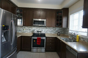 4 Large Bed Rm House for Rent Brampton-James Porter & Creditview