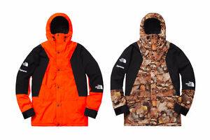 BUYING: Supreme x The North Face Mountain Jacket F/W16