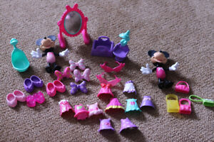 Minnie Mouse Dress up Toys