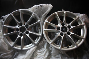 """16 """"mags 5*120 pour bmw buick accura etc"""