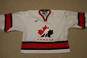 Authentic Pro Model Team Canada Goalie Jersey