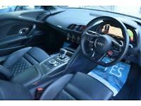 2016 Audi R8 5.2 FSI V10 Plus S Tronic quattro (s/s) 2dr Coupe Petrol Automatic
