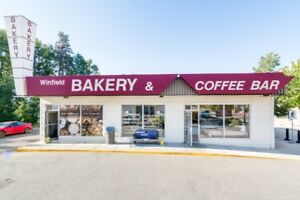 Winfield Bakery (Kelowna) - Rare opportunity - Solid Investment