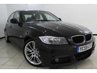 2010 59 BMW 3 SERIES 2.0 318D M SPORT BUSINESS EDITION 4DR 141 BHP DIESEL