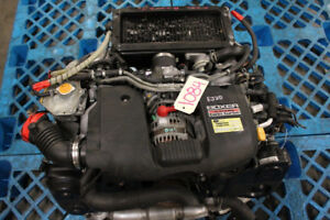 JDM Subaru Legacy Twin Turbo BH5 Engine Motor Only