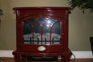 FIREPLACE, ELECTRIC