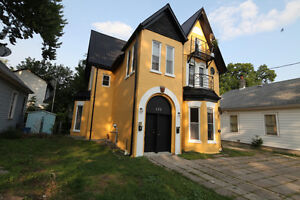 Large Bright 2 Bed Main Floor of a Century Home Hardwood Floors