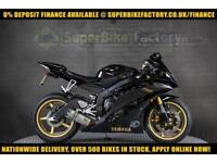 2010 60 YAMAHA R6 600CC 0% DEPOSIT FINANCE AVAILABLE