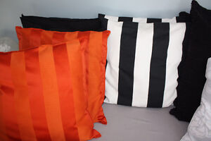 Assorted Throw Cushions West Island Greater Montréal image 2