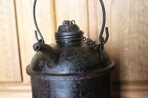 Antique CNR Railway Oil Can      (VIEW OTHER ADS) Kitchener / Waterloo Kitchener Area image 6