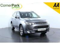 2014 MITSUBISHI OUTLANDER PHEV GX 3H ESTATE ELECTRIC