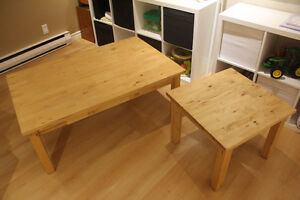 Deux Table Ikea Modele Frosjta