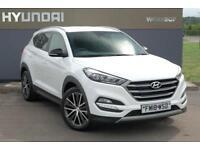 2018 Hyundai Tucson 1.6 T-GDI GO SE (2WD) Petrol Semi Auto