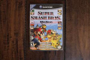 Super Smash Bros Melee (Gamecube)