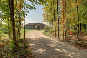 Brand New Build! - Custom Ranch Bungalow Near McCullough Lake!
