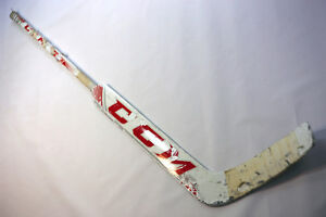 Dustin Tokarski USED GOALIE HOCKEY STICK CCM Montreal Canadiens