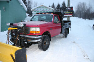 1997 Ford F-350 4X4