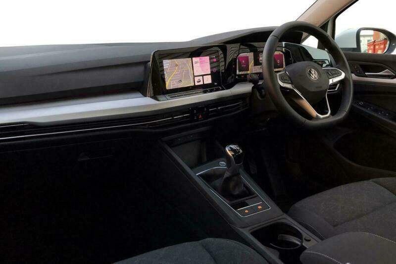 2020 Volkswagen Golf 1.5 TSI 150 Life 5dr Hatchback Petrol Manual