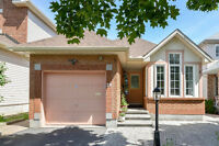 Barrhaven bungalow with in-law suite & walk-out basement