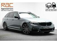 2017 17 BMW 5 SERIES 2.0 520D M SPORT TOURING 5D 188 BHP DIESEL