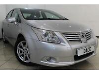 2009 09 TOYOTA AVENSIS 1.8 TR VALVEMATIC 4DR AUTOMATIC 145 BHP