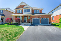 Beautiful 4+1 bedroom home in Milton for sale O.H. Sat Sun 2-4