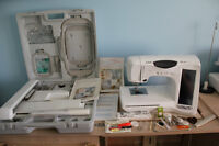Brother 2003 ULTD Sewing/Embroidery Machine