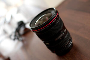 Canon 7D Body and Canon EF 17-40mm L USM Lens