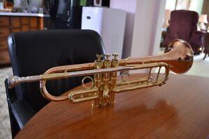 Carol Brass 5060H RSM Bb PROFESSIONAL trumpet