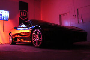 Car detailing / Window Tinting / Xpel Paint protection film