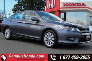 2013 Honda Accord Sedan EX-L 4DR V6 Bluetooth