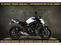 2016 16 KAWASAKI ER-6F EEF 650CC 0% DEPOSIT FINANCE AVAILABLE