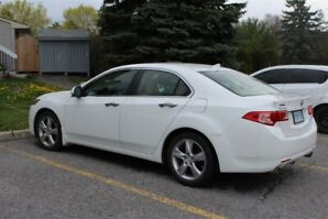 2012 Acura TSX Premium | LEATHER | SUNROOF | ACCIDENT FREE