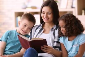 Babysitter needed Live-in Monday-Friday Childcare Childminder