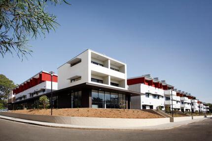 Student apartments at Western Sydney University Parramatta!