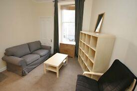 Recently refurbished First Floor FURNISHED 2 Bedroom Flat - Montgomery Street