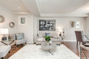 GORGEOUS END-UNIT TOWNHOME IN PRIME NORTH WHITBY!