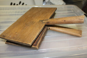 Antique Carders / Carding Tools