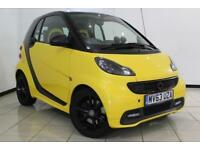 2013 02 SMART FORTWO 1.0 CITYFLAME EDITION MHD 2D 71 BHP
