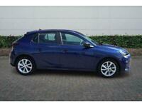 2020 Vauxhall Corsa 1.2 Turbo SE Premium 5dr Hatchback Manual Hatchback Petrol M