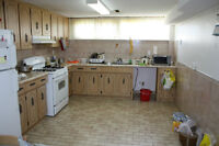 Well Maintained Raised Bungalow - Basement Apartment For Rent