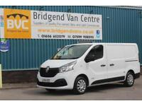 2015 RENAULT TRAFIC SL27 BUSINESS PLUS 1.6 DCI 115 BHP DIESEL 6 SPEED MANUAL VAN