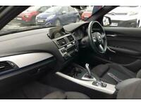 2017 BMW 1 Series 116D M SPORT AUTO Hatchback Diesel Automatic