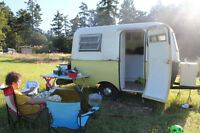 Camper Trailer - Boler To Rent
