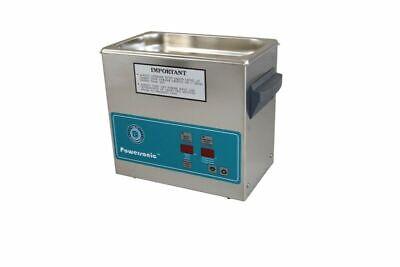 Crest Powersonic Ultrasonic Cleaner 0.75 G Digital Heat Pc P230htpc-45 115v