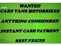07504 930268 wanted car van motorcycle sell my for cash no mot buy your scrap fast cash today bad