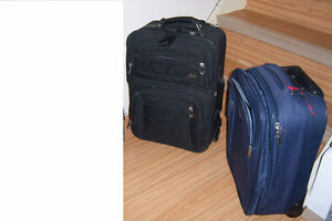 1 Suitcases + 2 carry-on