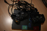 Play Station 2 Combo  with sports games included