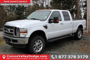 2010 Ford F-350 Lariat DIESEL, HEATED SEATS, SUNROOF, KEYLESS...